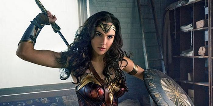 Wonder Woman fait le plein de nouvelles images
