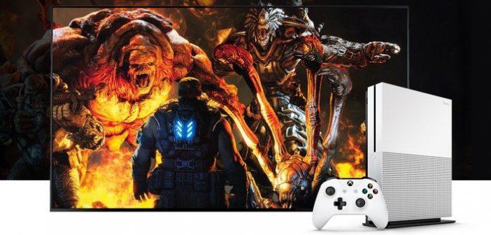 La Xbox One S arrive en france, mais pas pour tout le monde...