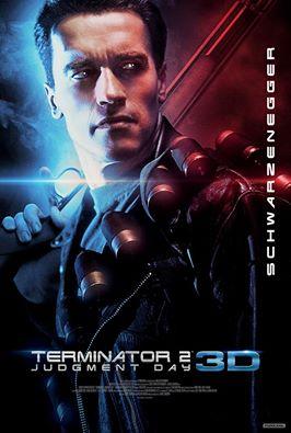 Terminator 2 ressortira en 3D en 2017 !