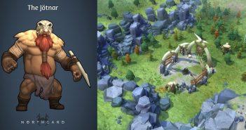 Northgard, une première vidéo de gameplay