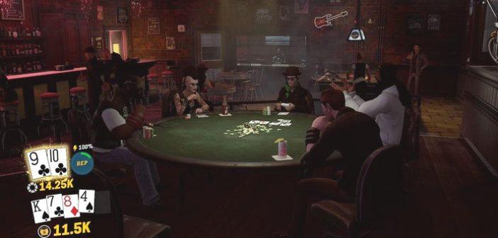 Prominence Poker, sortez vos jetons sur PS4 !