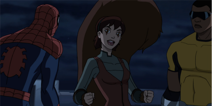 Squirrel Girl fera partie du cast de la série New Warriors