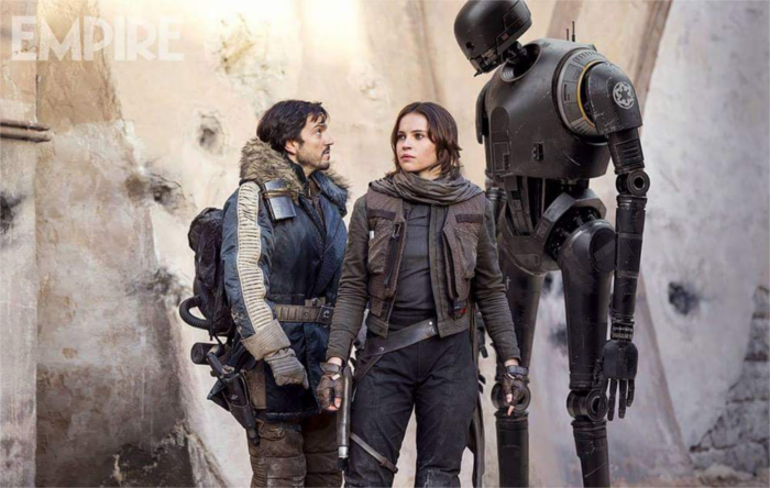 Star Wars : Rogue One dévoile de nouvelles photos