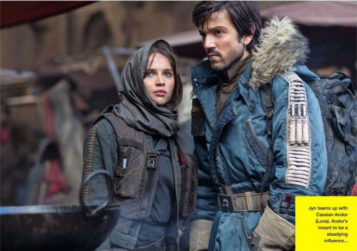 Star Wars : Rogue One dévoile de nouvelles photos
