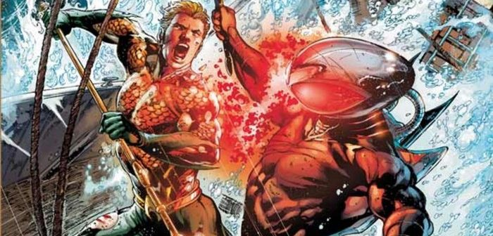 Aquaman connaît son futur adversaire !