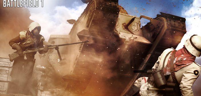 Battlefield 1, une bêta ouverte pour la fin août