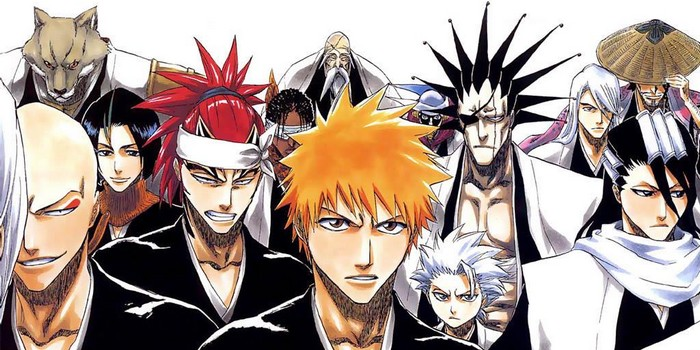 [Critique Manga] Bleach : du Bankai au fan-service...