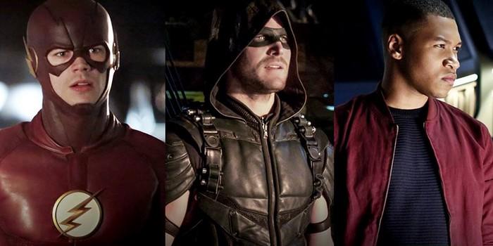 Arrow nous tease le crossover ultime chez CW !