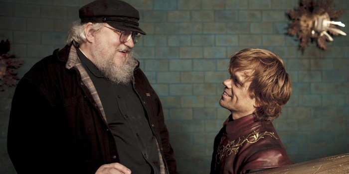 George R. R. Martin annonce une série Wild Cards !