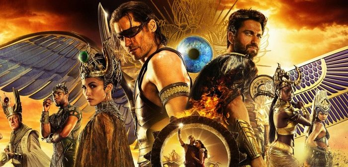 [Critique Blu-ray] Gods of Egypt : le bon nanar qui tache ?