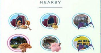 Explications du futur système de radar de Pokémon Go !