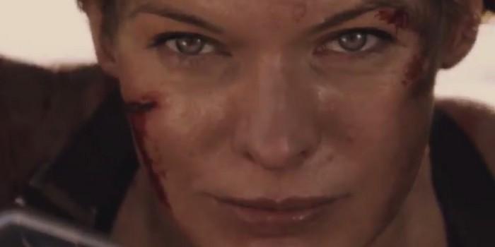 Resident Evil : The Final Chapter : petit teaser motorisé !