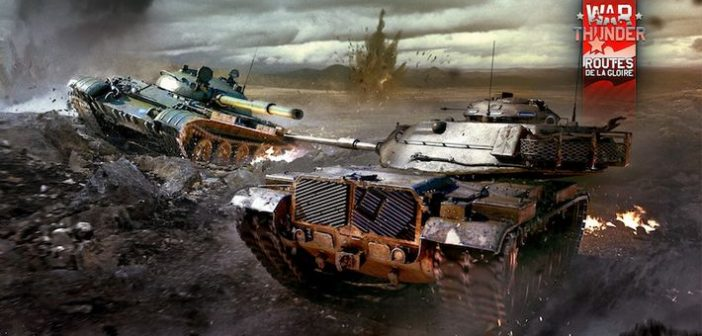 Road to Glory fait chauffer les canons de War Thunder !