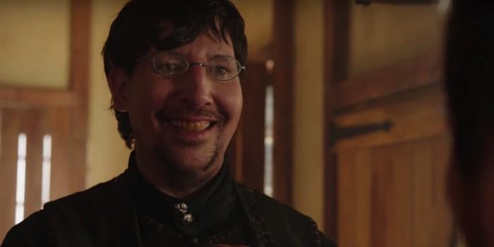 Un Marilyn Manson surprenant dans le teaser de Salem saison 3 !
