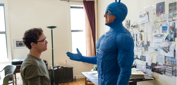 [Critique] The Tick S01E01 : le retour du super-zéro