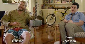 Que faisait Thor pendant Civil War ? La vidéo hilarante de la Team Thor !