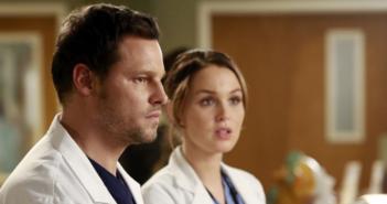 Grey's Anatomy : Alex en mauvaise posture dans un teaser de la saison 13