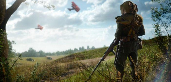 Battlefield 1, un mode solo aux quatre coins du globe !