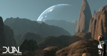 Dual Universe : un bac à sable MMORPG science fiction sur Kickstarter