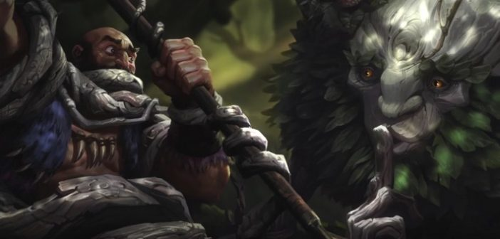 Ivern, un nouveau support League of Legends ?