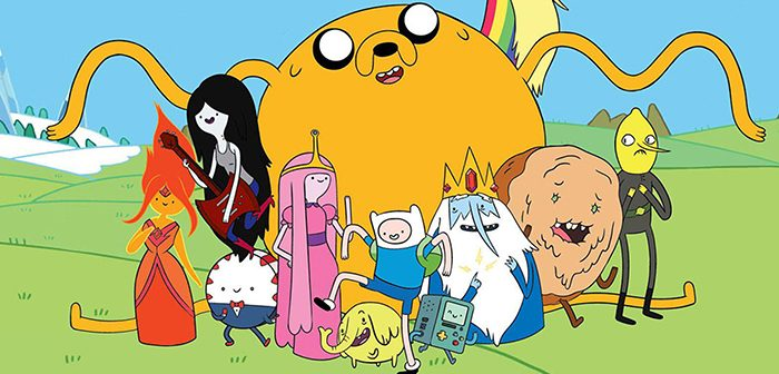 La série Adventure Time terminera son aventure animée en 2018 !