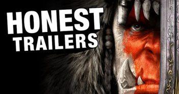 Le dernier Honest Trailer achève Warcraft Le Commencement !