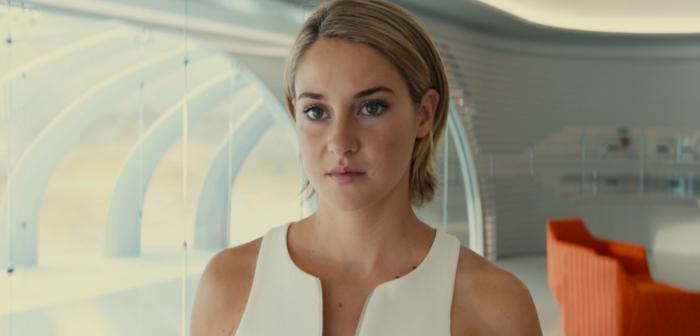 Shailene Woodley dit « non » à un téléfilm Divergente
