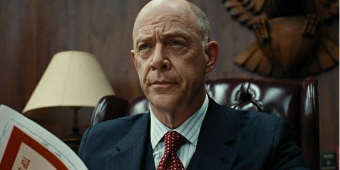 J.K Simmons évoque ses scènes dans Justice League