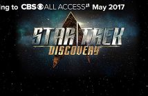 Star Trek : Discovery repoussée de janvier à mai 2017 !