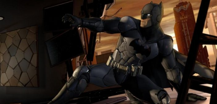 [TRAILER PREMIERE] 'BATMAN - The Telltale Series - Episode Two: Children of Arkham' Coming Sept 20th