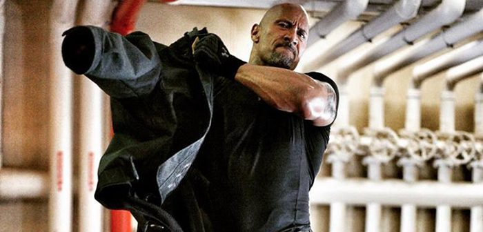 The Rock fait le fier dans son costume de Jumanji !