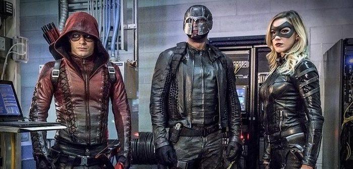 La nouvelle équipe d'Arrow se dévoile !