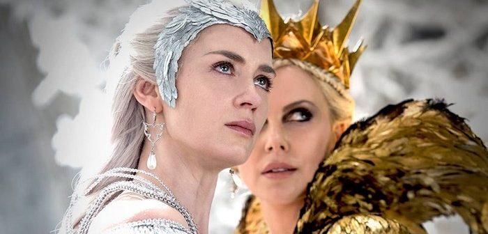 [Critique Blu-ray] Le chasseur et la reine des glaces plus libérée