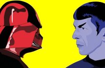 [Critique Livres] Dark Vador vs Monsieur Spock : affrontement de Star