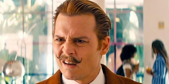 Johnny Depp serait-il victime du Crime de l'Orient-Express ?