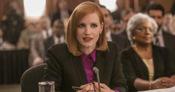 Miss Sloane : Jessica Chastain est prête à tout dans la bande-annonce !