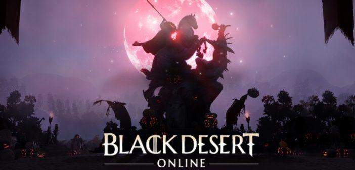 Black Desert Online prépare Halloween et se lance dans les courses de chevaux !