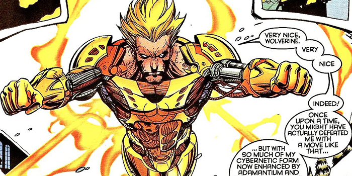 Donald Pierce sera le (premier) méchant de Logan !