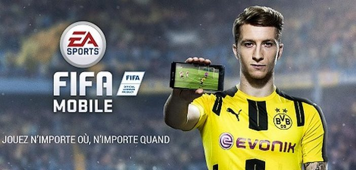 EA Sports Fifa Mobile désormais disponible gratuitement !