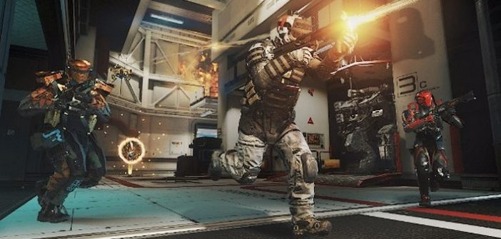 J-4 avant la bêta multi de CoD Infinite Warfare !