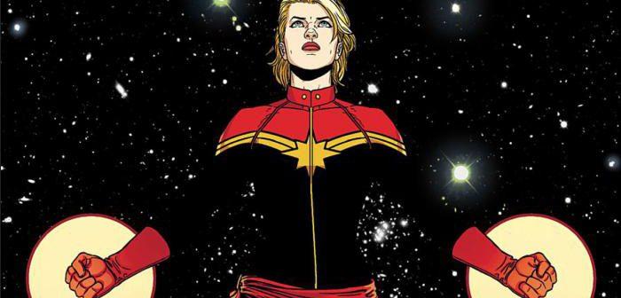 Kevin Feige confirme que Captain Marvel sera une origin story !