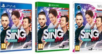 LET'S SING 2017 : Hits Français et Internationaux dévoile quelques titres !