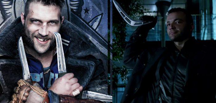 [Le Saviez-Vous ?] Captain Boomerang joué par deux acteurs de Spartacus