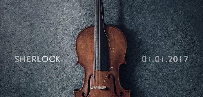 Le premier épisode de la saison 4 de Sherlock sortira le 1er janvier 2017 !