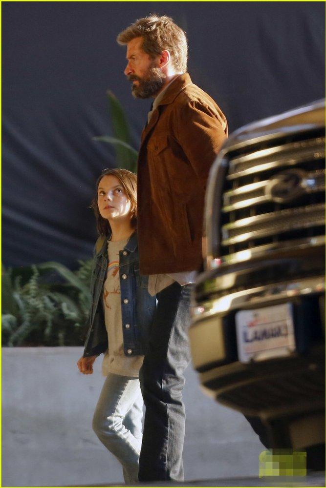 Logan : une image de X-23 permet de faire le lien avec l'affiche du film !