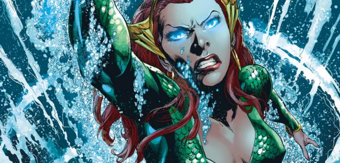 Justice League : Amber Heard (Mera) se dévoile en une image !