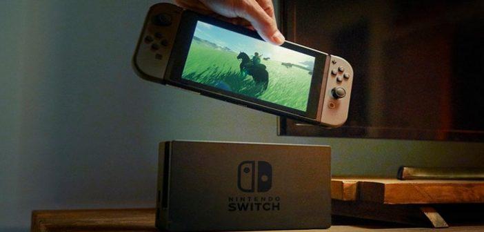 Nous connaissons la liste des premiers jeux sur Nintendo Switch !