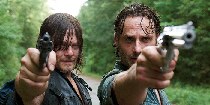 [On imagine la suite…] la saison 7 de The Walking Dead !