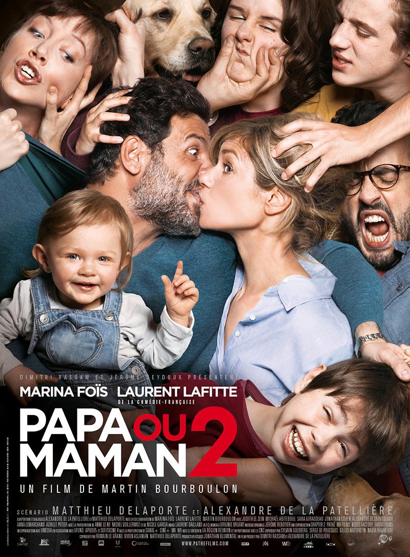 Papa ou Maman 2 : la suite de la comédie en bande-annonce !