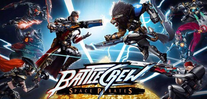 [Preview] Battlecrew : Space pirates – Un jeu à la française en or ?